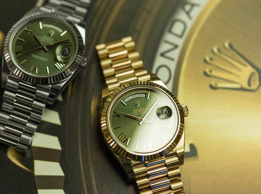 The luxury replica Rolex watches are worth having.